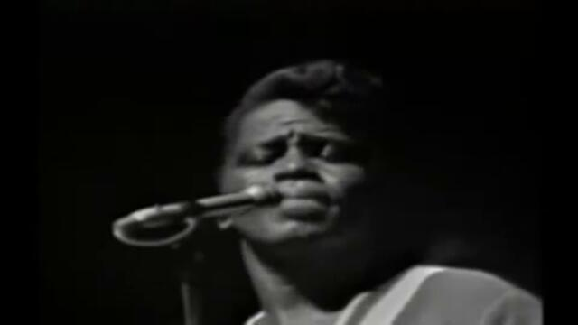 James Brown - It's a Man's World, Paris 1967