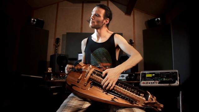 Guilhem Desq - Break Your Crank (electric hurdy gurdy)
