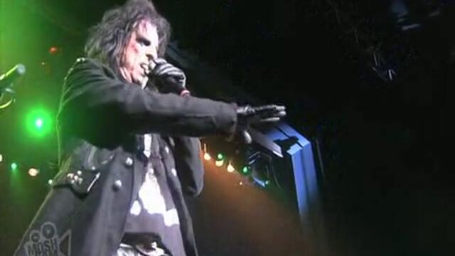 Alice Cooper - Poison (live in Sydney) П Р Е В О Д