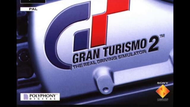 Gran Turismo 2 Soundtrack - Isamu Ohira - From The East