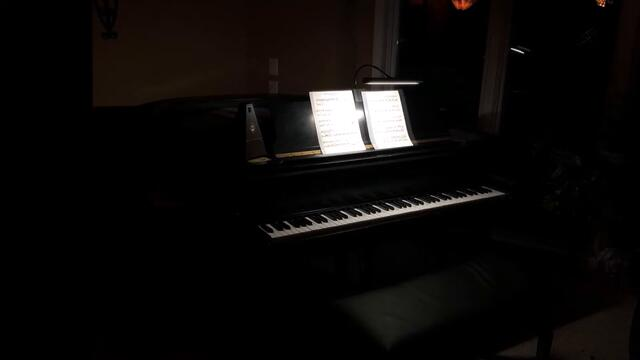 """Bedtime"" Usher (Firstson Piano Reprise)"