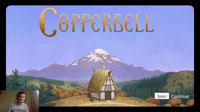 Stream  on Copperbell     BG/EN  ep  1 (soon)