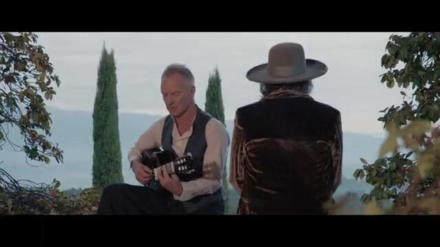 Sting, Zucchero - September (Official Video)
