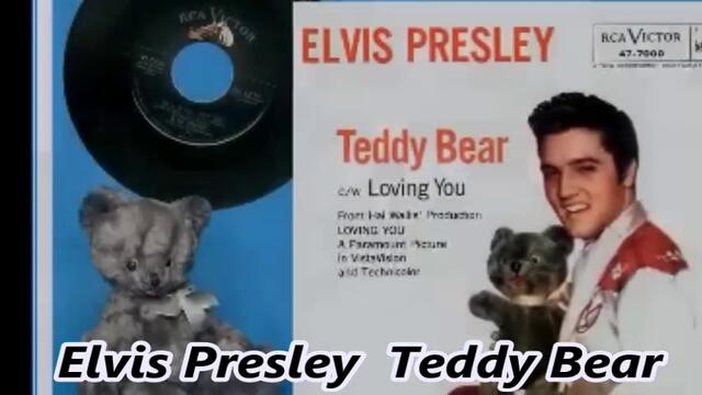 Elvis Presley -  Teddy Bear - BG субтитри