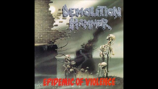 Demolition Hammer - Pyroclastic Annihilation