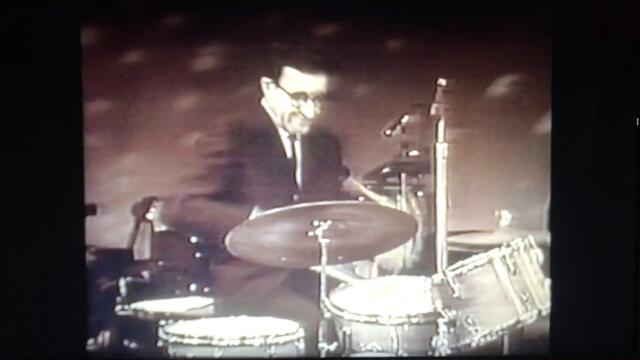 Peter Sellers - Excellent Jazz Drumming
