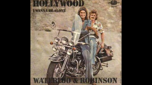 Waterloo & Robinson - Hollywood - 1974