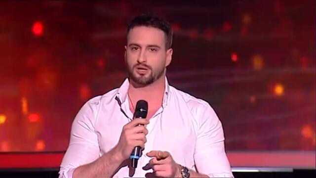 Bojan Grujic - Prokleta kafana - GP - (TV Grand 05.04.2019.)