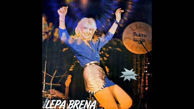 Lepa Brena - Danas placem ja sutra places ti - (Audio 1983) HD
