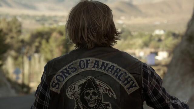 """Come Join The Murder"" на The White Buffalo & The Forest Rangers (Sons💀Anarchy TV Series Final Scenes & Song)"