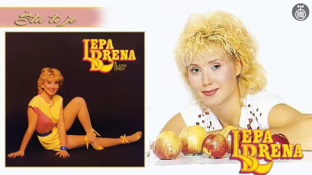 Lepa Brena - Sta ti je - (Official Audio 1984)