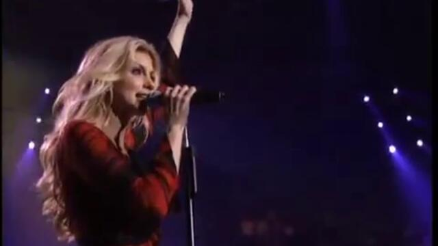 Faith Hill – If My Heart Had Wings [January 8, 2001]