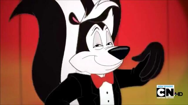 The Looney Tunes Show Merrie Melodies - Skunk Funk