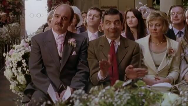 Mr Bean - One Wedding and a Funeral