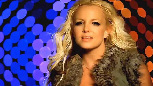 Britney Spears - Piece Of Me (4K 60FPS) (Alternative Version)