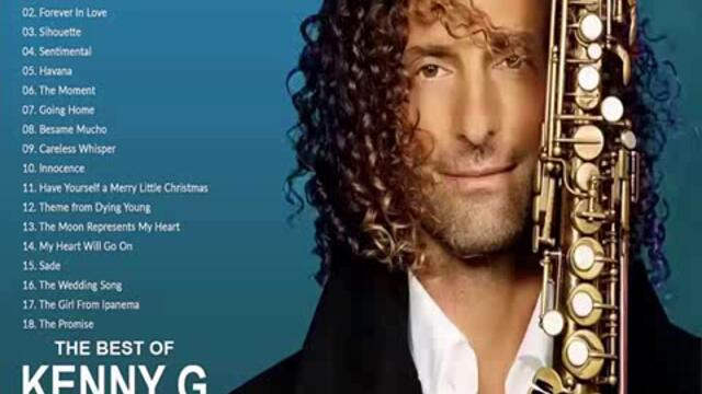 Kenny G Greatest Hits Full Album - Best Love Songs Kenny G 2020