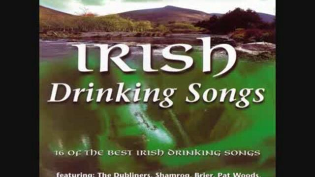 Irish Drinking Songs - 16 Of The Best Irish Drinking Songs Full Album
