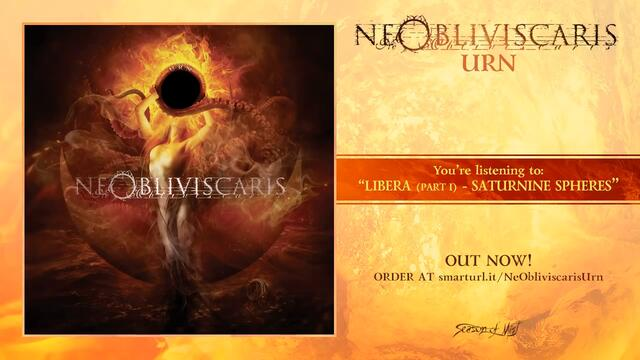 Ne Obliviscaris - Libera (Part I) - Saturnine Spheres
