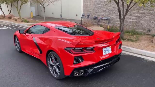 Doug DeMuro Reviews the Chevy Corvette C8 But It's Music | Ricoche Remix
