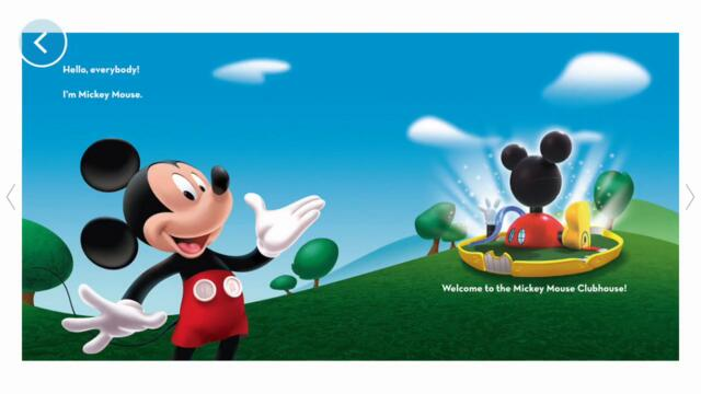 Whose Birthday is it? |(Mickey Mouse Clubhouse)  Books for Kids | Children's Book | Story Book |