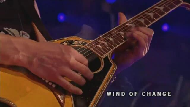 Scorpions - Wind Of Change (Acoustica 2001)