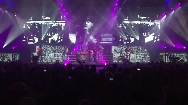 Scorpions - Wind Of Change (Saarbrucken )