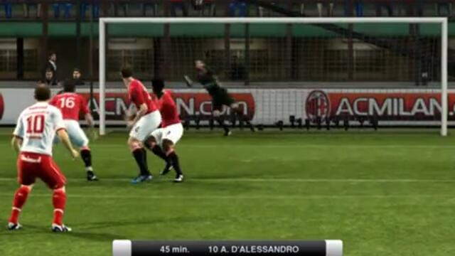 Pes 2012 Man.Und vs Internacional (DEMO)